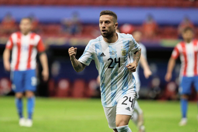 Argentinien schlägt Paraguay in der Copa América