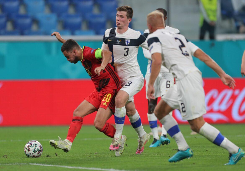 Belgien-Coach Martínez überHazard: «Stark» und «glücklich»