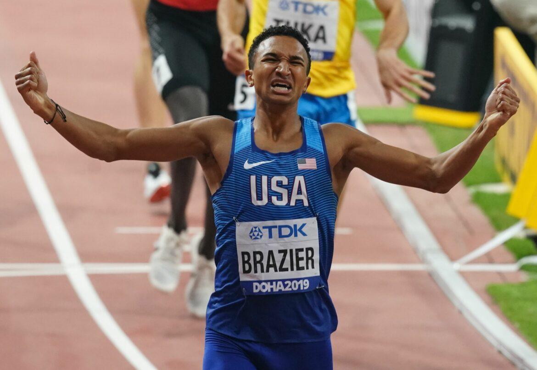 Olympia-Aus für 800-Meter-Weltmeister Donavan Brazier