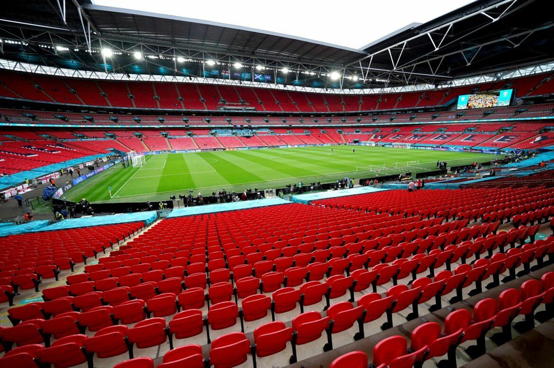 Mehr als 60.000 Fans bei Halbfinals und Finale in Wembley