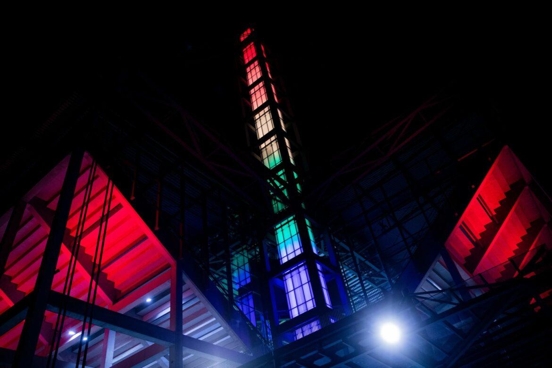 Regenbogen-Beleuchtung in mehreren deutschen Städten