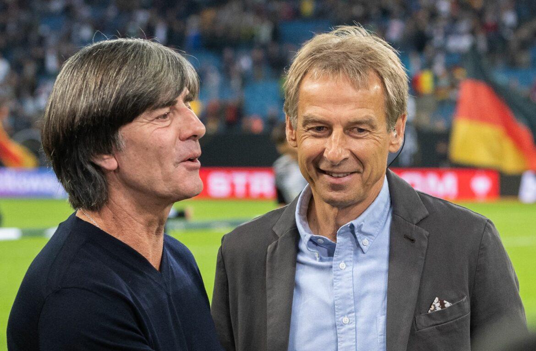 Klinsmann adelt Bundestrainer Löw: «Ein großartiger Mensch»