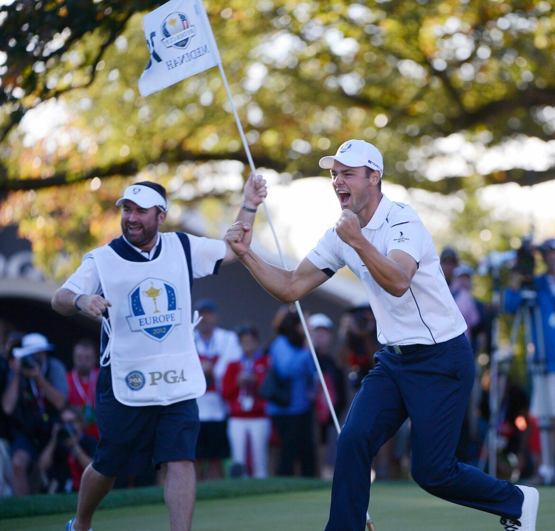 Golfer Kaymer Vize-Kapitän im europäischen Ryder-Cup-Team