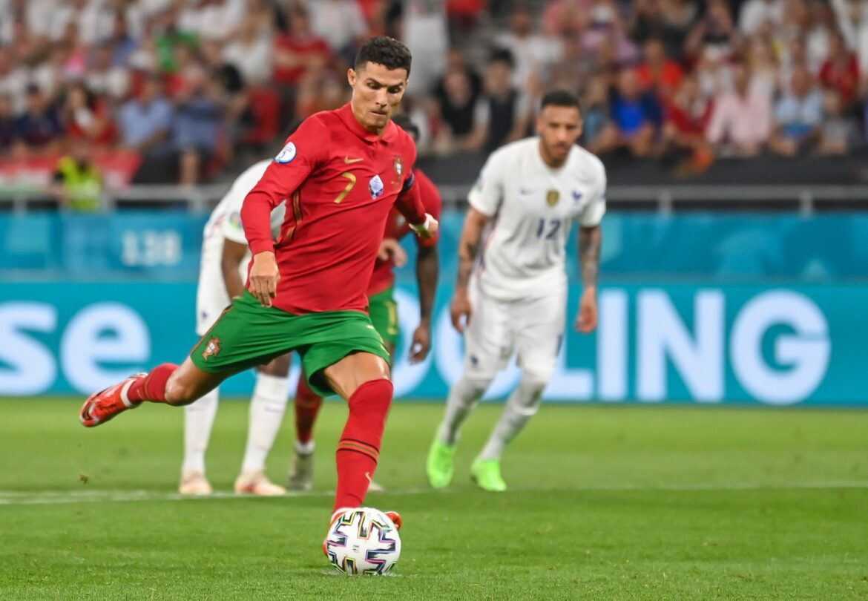 Ronaldo zieht mit Daei gleich: 109 Treffer für Nationalteam