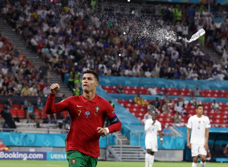 Elfer-Festival und Rekorde: Portugal 2:2 gegen Frankreich