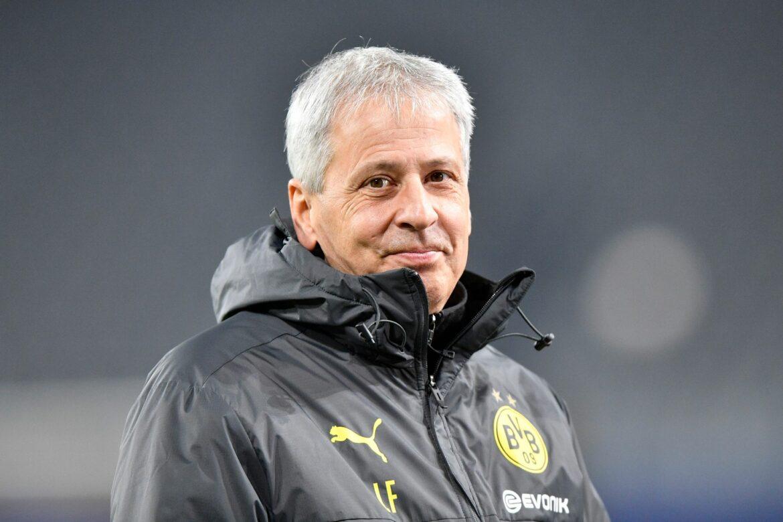 Ex-BVB-Trainer Favre vor Trainerjob bei Crystal Palace
