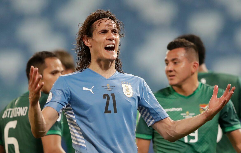 Uruguay nach Sieg über Bolivien im Viertelfinale