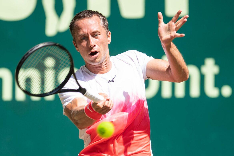 Tennisprofi Kohlschreiber bestätigt Olympia-Nominierung
