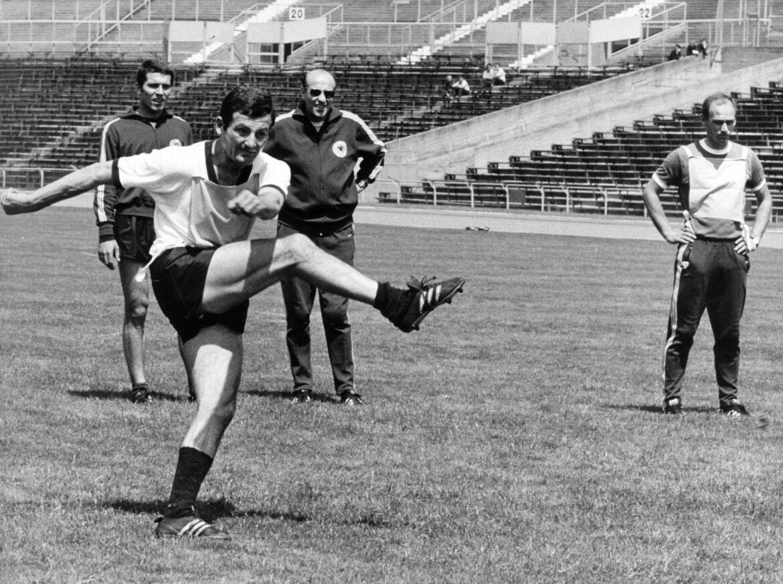 Ex-Fußball-Nationalspieler Ludwig «Luggi» Müller gestorben