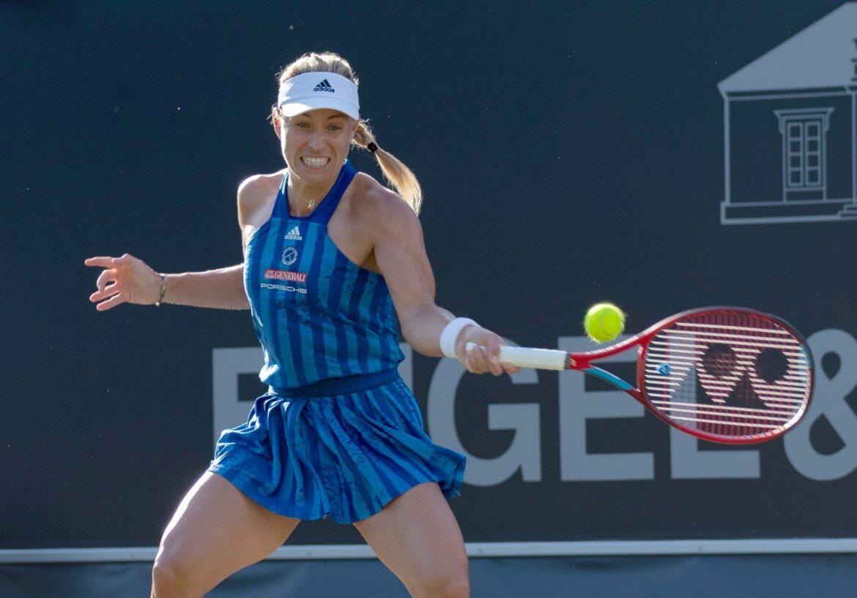 Kerber erreicht Tennis-Halbfinale in Bad Homburg