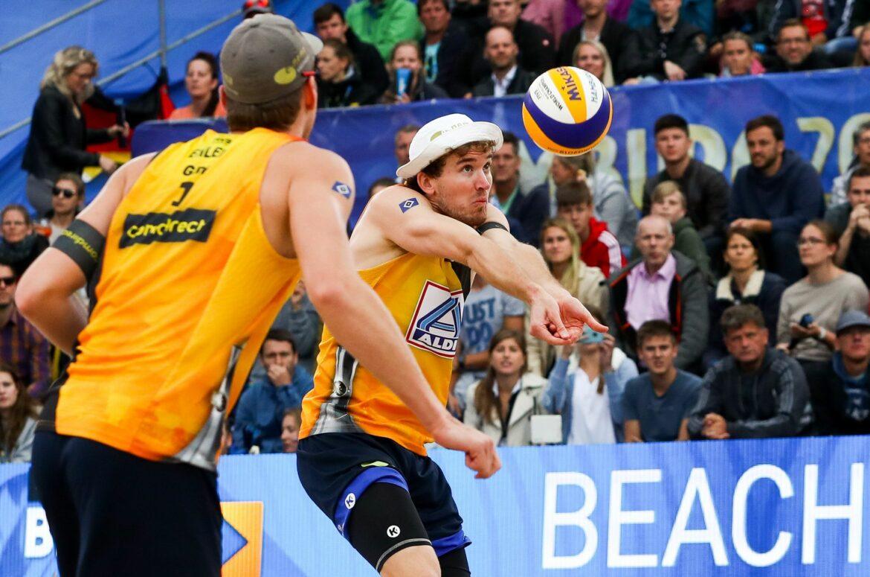 Nur drei deutsche Beachvolleyball-Teams bei Olympia