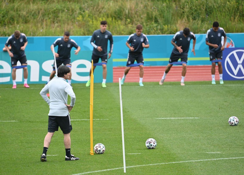 DFB-Team startet Vorbereitung auf Wembley-Hit gegen England