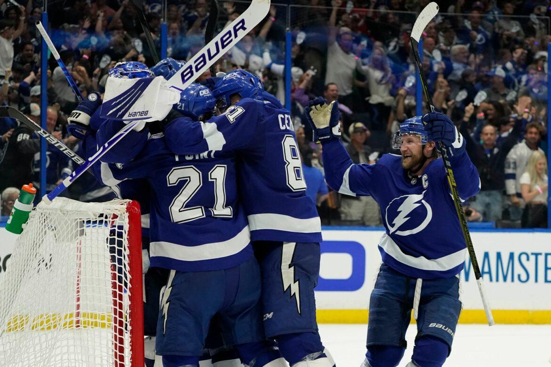Titelverteidiger Tampa Bay erneut im NHL-Finale