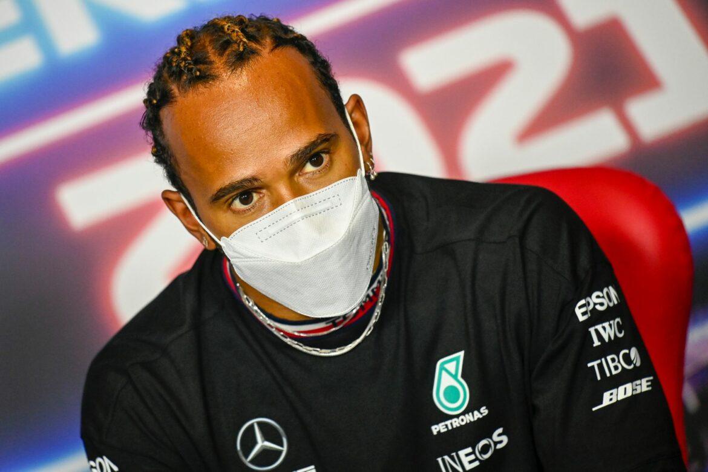 Vertragsverlängerung: Mercedes verhandelt mit Hamilton