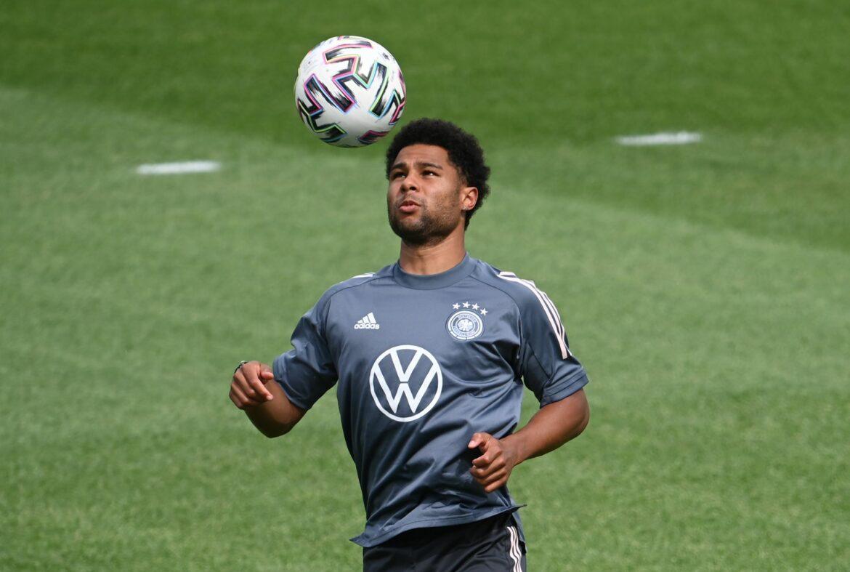 Gnabry: «Intrinsische Motivation» für Wembley-Kick