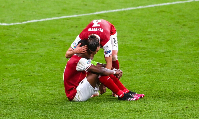 «Grausamstes Spiel der Geschichte» – Österreich frustriert