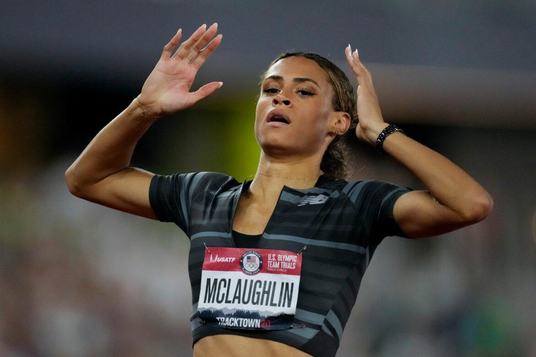McLaughlin läuft Weltrekord über 400 Meter Hürden