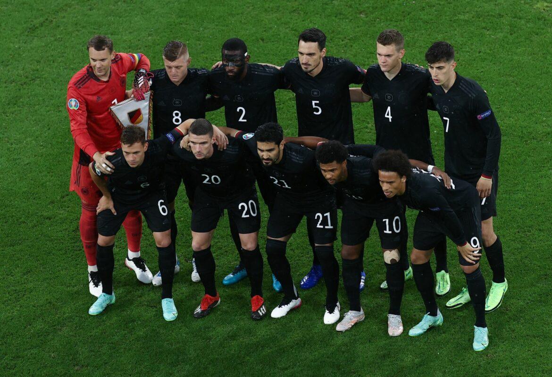Vorteil Deutschland: DFB-Elf und England im Teamvergleich