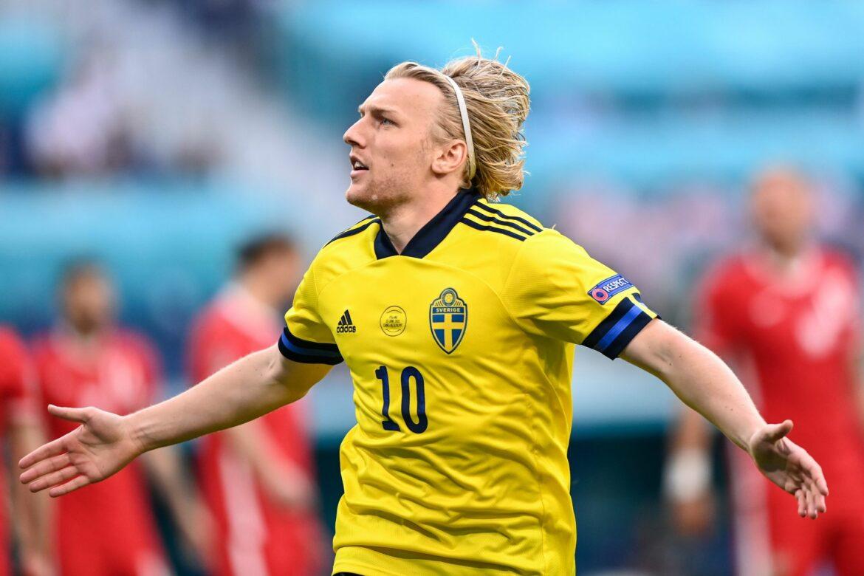 Schlüsselfigur Forsbergs lässt Schweden hoffen
