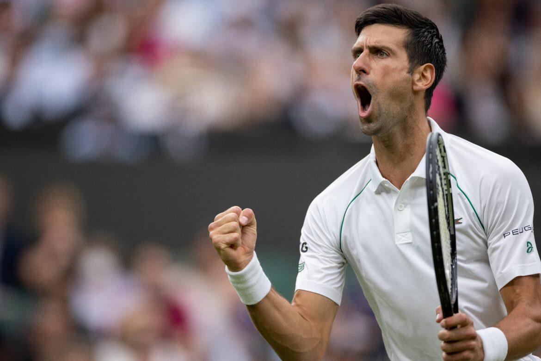 Koepfer erster Deutscher weiter – Djokovic mit Ausrutscher