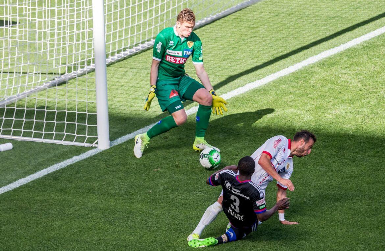 Dynamo Dresden verpflichtet russischen Keeper Mitrjuschkin