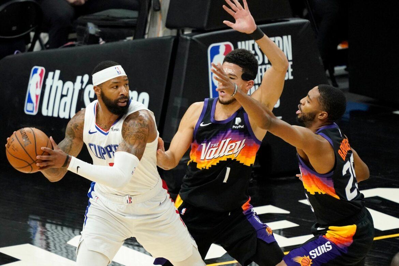 LA Clippers erzwingen sechstes Spiel gegen Phoenix Suns