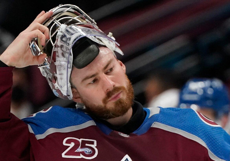 Eishockey-Profi Grubauer ist drittbester Torwart der NHL