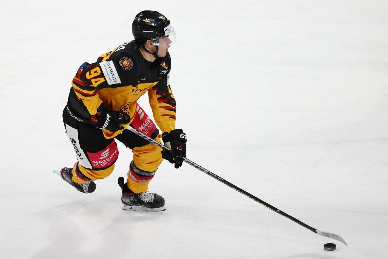 Nationalspieler Peterka im NHL-Camp der Sabres