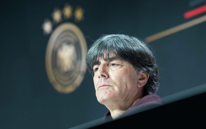 Löw sagt nach EM-Aus Adieu – «Herz schlägt Schwarz-Rot-Gold»