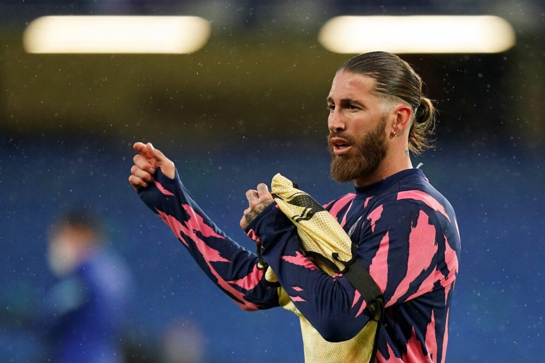 Bericht:Zweijahresvertrag für Sergio Ramos bei PSG
