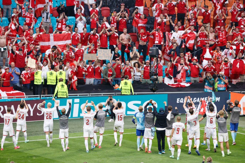 «Mit dem Herzen» und Fans: Dänemark fordert Tschechien
