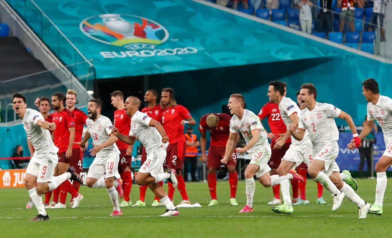 Schweiz nach Elfmeter-Drama gegen Spanien raus