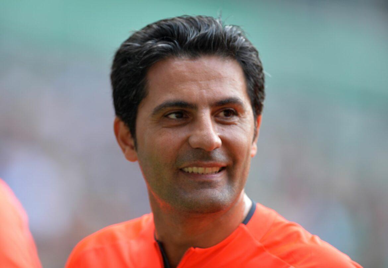 Rafati versteht DFB-Klage des früheren Schiedsrichters Gräfe