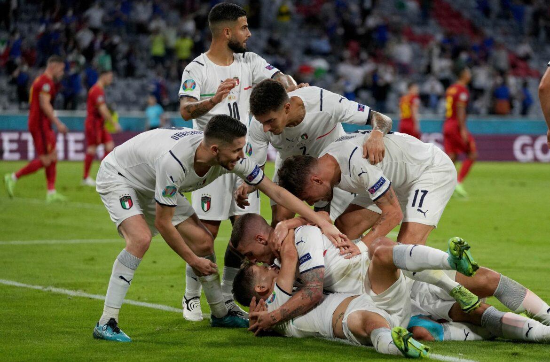Italien feiert K.o.-Knaller gegen Belgien – «Sieg verdient»