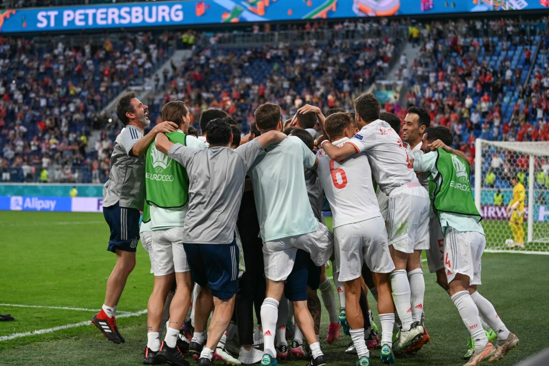 Spanien mit Sieger-«Spirit» – Schweiz enttäuscht und stolz