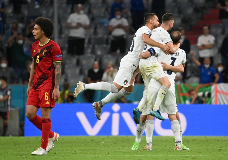Italien zurück «unter denGroßen des Fußball»