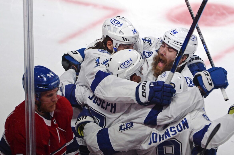 Lightning gewinnen auch drittes Spiel in Stanley-Cup-Finals