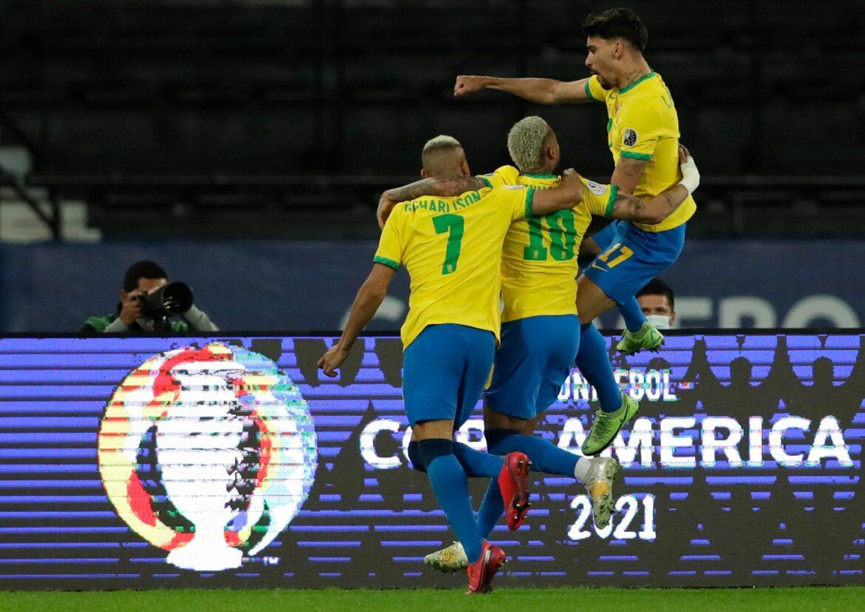 Brasilien zieht ins Copa-América-Halbfinale ein