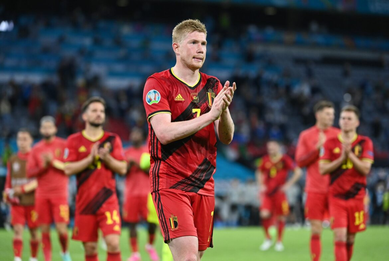 Aus gegen Italien: Belgiens Goldene Generation ramponiert