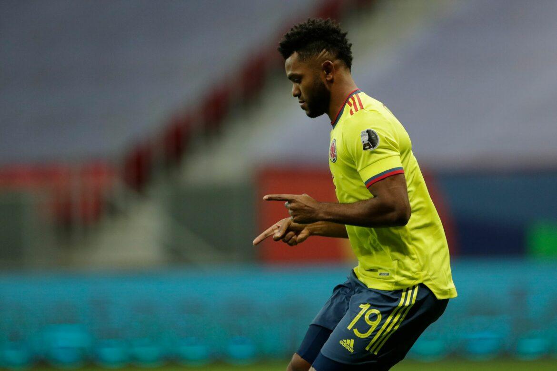 Kolumbien gewinnt gegen Uruguay im Elfmeterschießen
