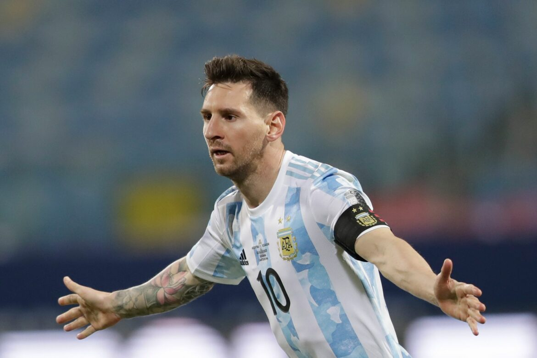 Messi führt Argentinien ins Halbfinale der Copa América