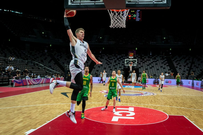 Deutsche Basketballer erfüllen sich Olympia-Traum