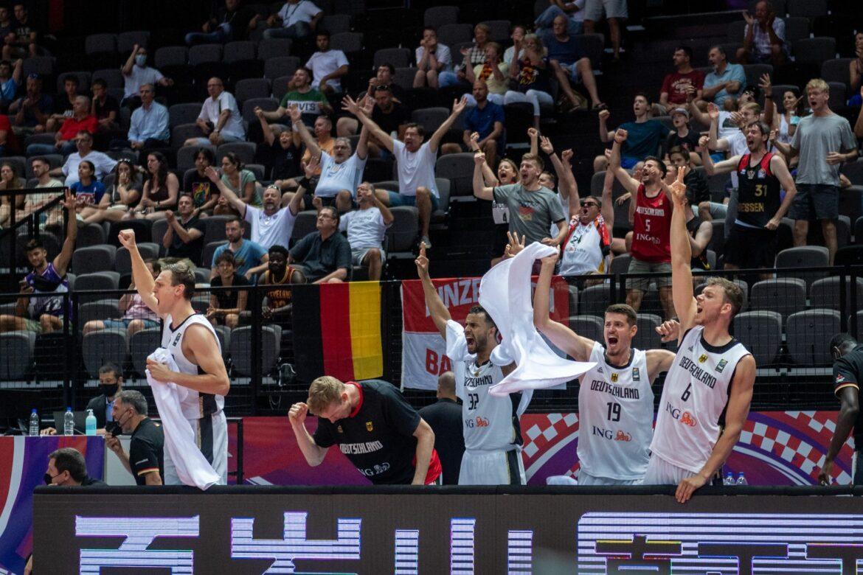 Basketballer feiern in Split – Schröder will nach Tokio