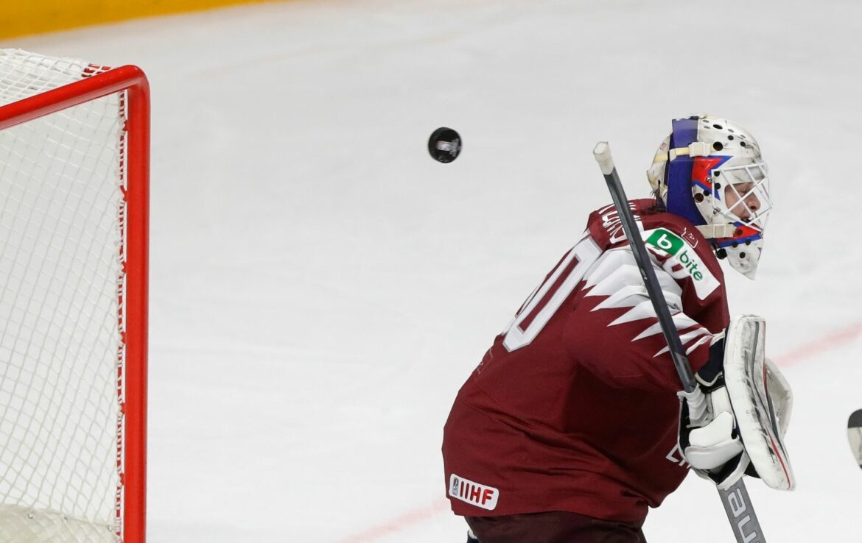 Lettischer NHL-Torhüter Kivlenieks stirbt nach Unfall