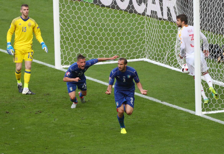 Italien gegen Spanien: Skandal- und Schicksalsspiele