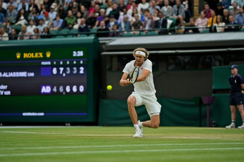 Zverev will nach Wimbledon-Aus Pause einlegen