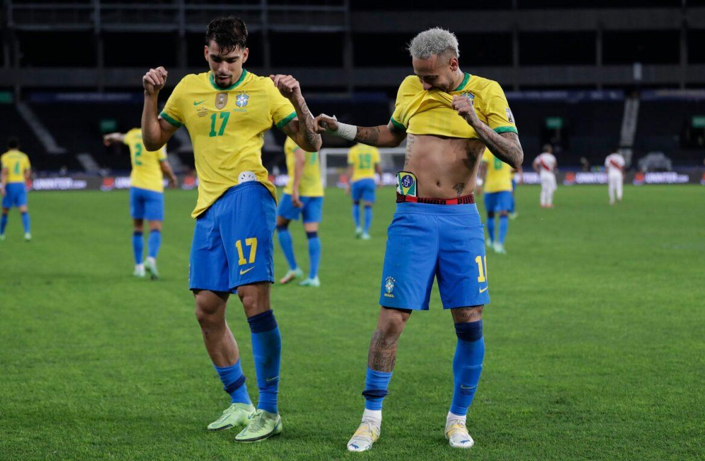 Brasilien kickt sich ins Copa-América-Finale