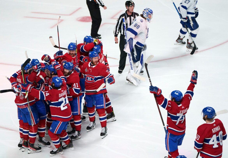 Montreal kann Meisterschaft im Spiel gegen Tampa vertagen
