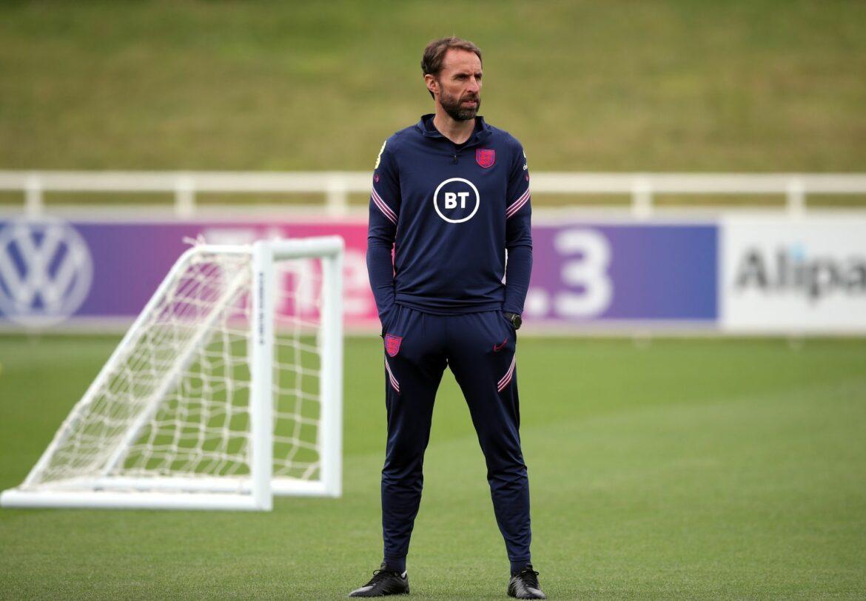 Southgate: England mit Sieg im Halbfinale glücklich machen