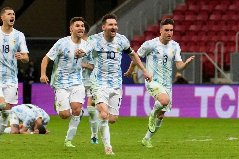 Argentinien besiegt Kolumbien – Traumfinale gegen Brasilien